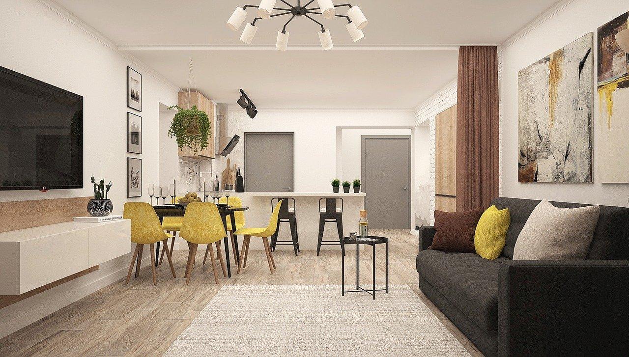 prix de vente d'un appartement loué